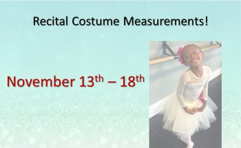 costume measurements