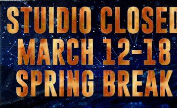 studioclosedspringbreak2018