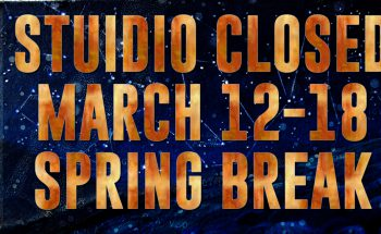 studioclosedspringbreak2018