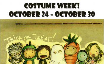 costume week 2018